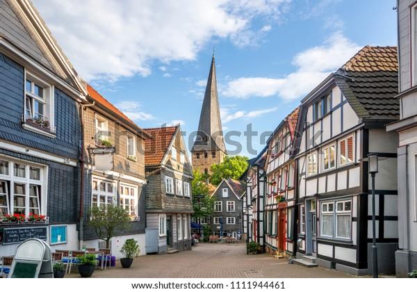 Hattingen, Altstadt, Deutschland