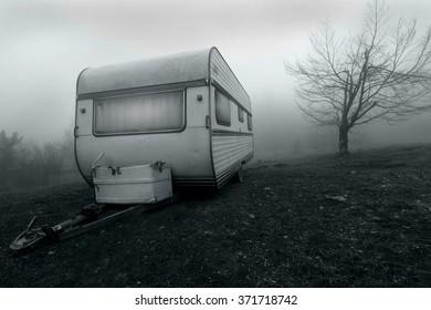 Haunted Camper Van