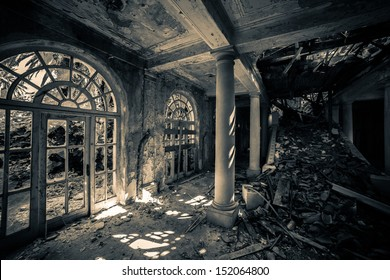 Haunted Similar images at http://www.shutterstock.com/sets/1044707-haunted-hotel.html?rid=1728748