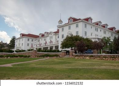 Haunted Stanley Hotel Estes Park Colorado