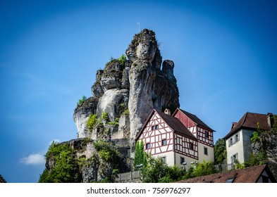 Haus in der fränkische Schweiz