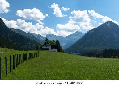 Hause in Allgau