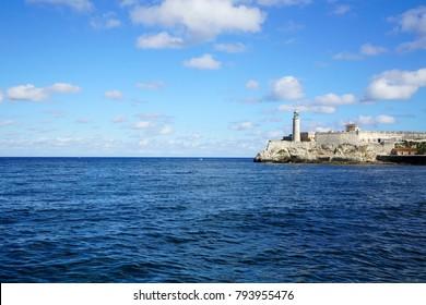 HAVANA BAY IN CUBA
