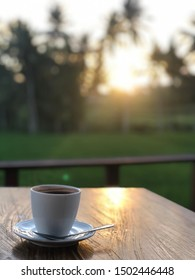 Have a cuppa coffee whilst watching the sunset