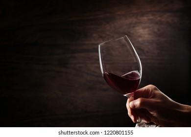 Have wine glass