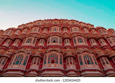 hawa mahal in jaipur, Rajasthan state of india