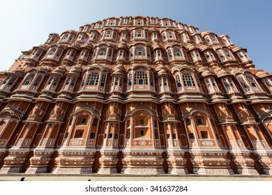 Hawa Mahal palace (Palace of the Winds) in Jaipur, India