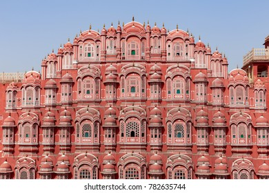 Hawa Mahal : wind palace of Jaipur