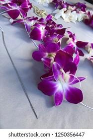 Hawaii: Making a Hawaiian Lei
