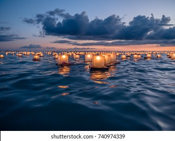 Hawaii Memorial Day Lantern Festival - Oahu, Hawaii