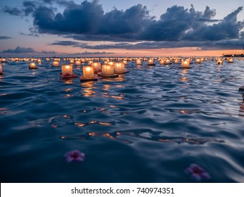 Hawaii Memorial Day Lantern Festival - Oahu, Hawaii