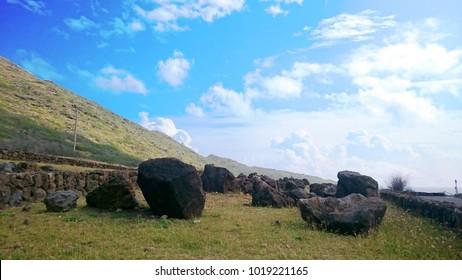 Hawaii OAHU HEIAU Makapuu Lookout