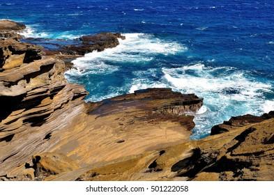 Hawaii Oahu Lanai Lookout A