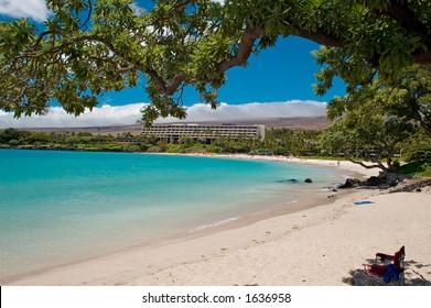 Hawaiian Beach, Mauna Kea, Big Island