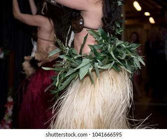 Hawaiian Dancers at Party Event