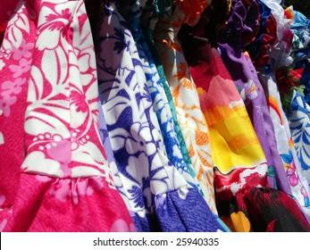 Hawaiian Dresses for Young Girls
