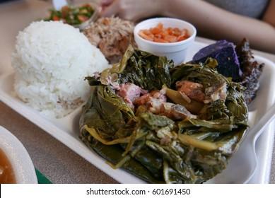 Hawaiian Food - Lau Lau