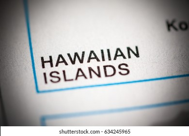 Hawaiian Islands, USA