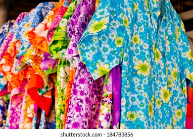 Hawaiian Shirt Template Stock Photos Images Photography