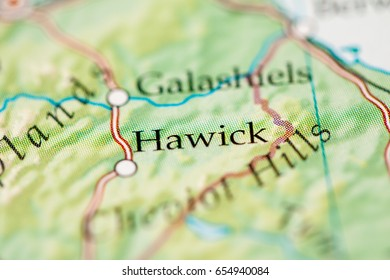 Hawick, Scotland, UK
