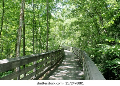 Hawk's Nest State Park in West Virginia