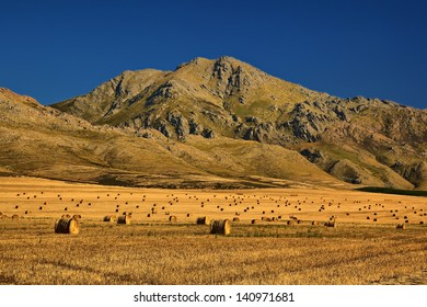 Hay Bales - Western Cape, South Africa