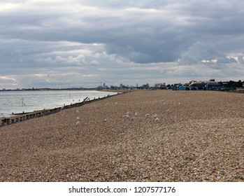 Hayling island afternoon