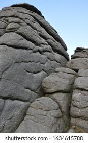 Haytor rock, Dartmoor, Devon, UK