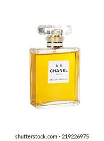 Hayward, CA - September 16, 2014: Chanel No5 Perfume