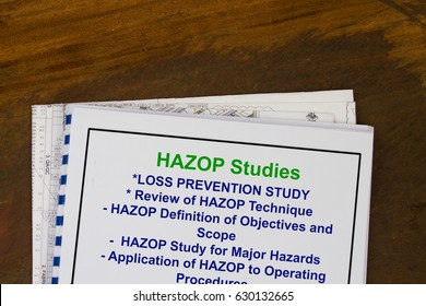 Hazard and Operability HAZOP - many uses in the oil and gas industry.