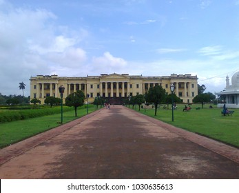 Hazarduari Palace , Indian historical place in Murshidabad, WB.The palace was built and designed under the supervision of Colonel Duncan MacLeod of the Bengal Corps of Engineers