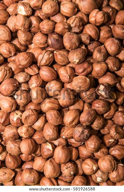 hazelnut nut natural ingredient
