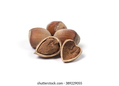 Hazelnut, hazelnut without shell