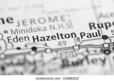 Hazelton. Idaho. USA