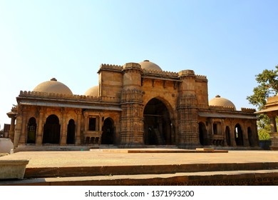 Hazrat Harir RA Masjid at Ahmedabad in the Indian state of Gujarat
