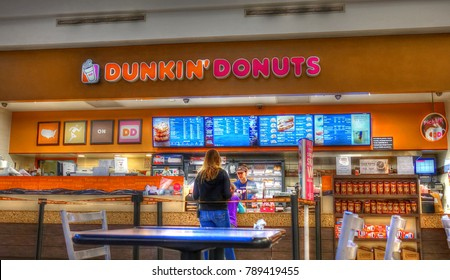 Dunkin Donuts Coffee Images, Stock Photos & Vectors