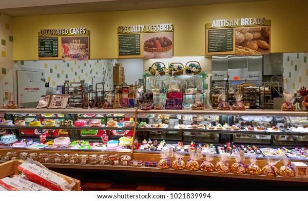 Strange Hdr Image Supermarket Bakery Breads Pastry Stock Photo Edit Now Funny Birthday Cards Online Inifodamsfinfo