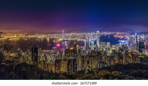 HDR images of Hong Kong City senses