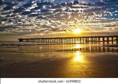 HDR Ventura Pier