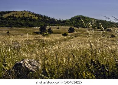 HDR view of Ai-Petri, Crimea