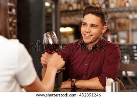 when a man adores his woman