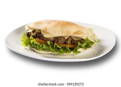 he Beirut - A Brazilian Sandwich