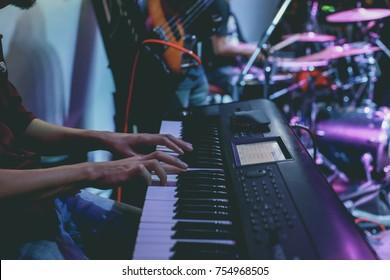 Piano Bar Images, Stock Photos & Vectors | Shutterstock