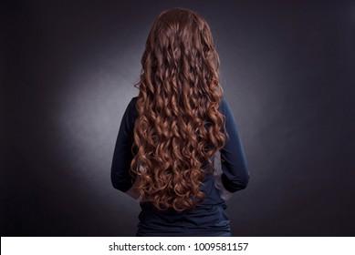 Imagenes Fotos De Stock Y Vectores Sobre Curly Hair From
