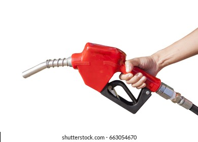 Head for the fuel pump with clipping path