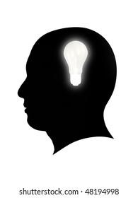 Head light bulb