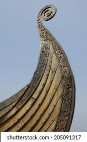 The Head Of Viking