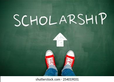 Heading towards a scholarship
