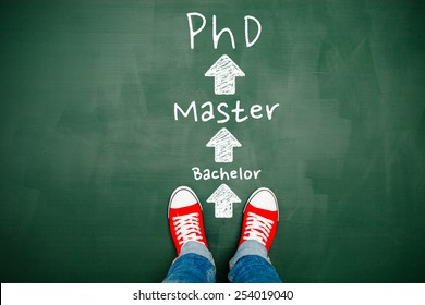 Heading towards a successful education.
