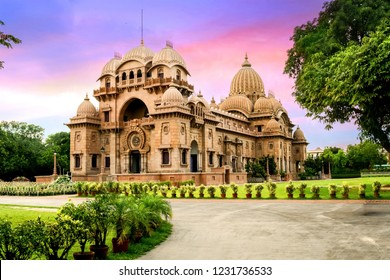 Beluṛ Maṭh is the headquarters of the Ramakrishna Math and Mission, founded by Swami Vivekananda, the chief disciple of Ramakrishna Paramahamsa. It is located on the west bank of Hooghly River,